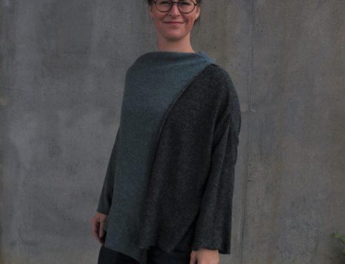Dobbelt bluse (18-005FK) Lang